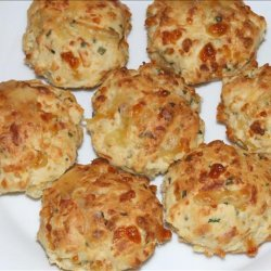 Cheese and Chive Scones recipe
