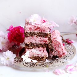 Raspberry Cream Bars recipe