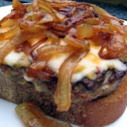 Patty Melts recipe