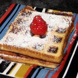 Waffle Iron French Toast recipe