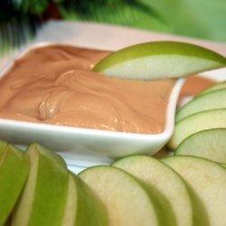 Yummy Apple Dip recipe