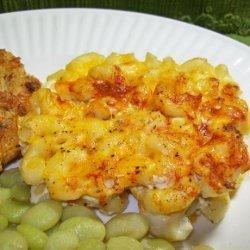 Grandma's Homemade Macaroni and Cheese recipe