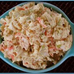 Curry Crab Salad recipe