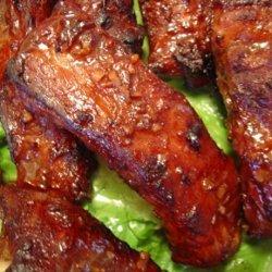 Chinese Fragrant Spareribs recipe