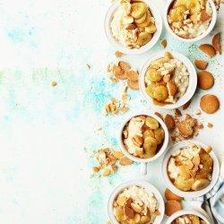 Caramel Rice Pudding recipe