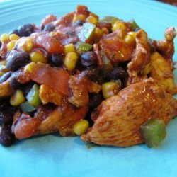 Mexican Stir Fry recipe