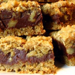 Chocolate Oat Square Extravaganza! recipe