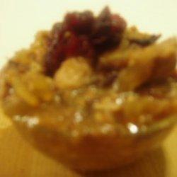 Easy Crock Pot Pork Roast With Cranberries recipe