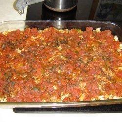 Low Calorie Turkey Casserole recipe