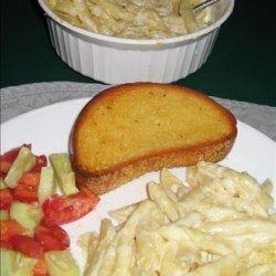 Three Cheese Pasta recipe