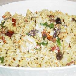 Mediterranean Pasta in Minutes recipe