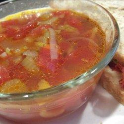 Harry's Celery Soup recipe