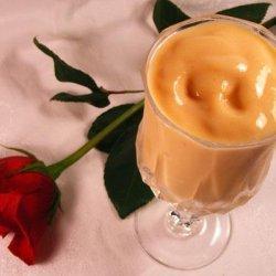 Peaches & Cream Smoothie recipe