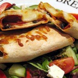 Pizza Wrap recipe
