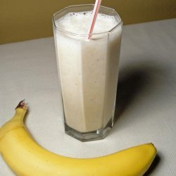 Little Lachie's Banana Smoothie. recipe