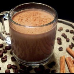 Easy Hot Spiced Mexican Hot Chocolate recipe
