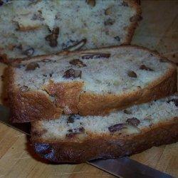 Cream Cheese Banana-Nut Bread recipe