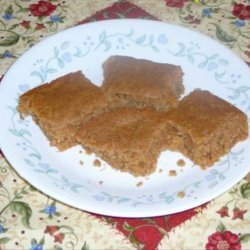 Honey Oatmeal Cake recipe