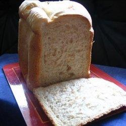 French Wheat Bread (Bread Machine) recipe