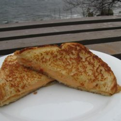 Grilled Pimiento Cheese Sandwich recipe