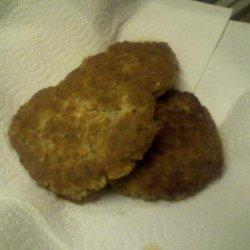 Fried Salmon Patties recipe