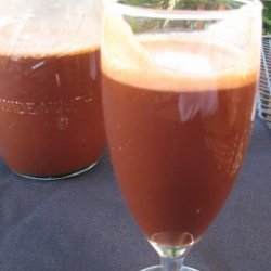 Chocolate Liqueur recipe