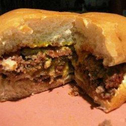 Ultimate Bacon Cheeseburger recipe