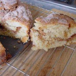 Cinnamon Orange Swirl Bread recipe