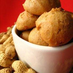 Wonderful Peanut Butter Cookies recipe