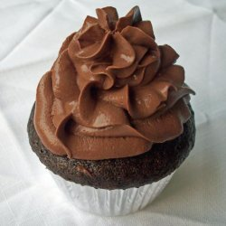 Vegan Chocolate Cupcakes With Chocolate Mousse Topping recipe