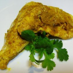 Broiled Indian Spiced Fish recipe