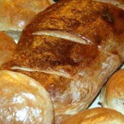 Art's French Bread (NOT bread machine) recipe