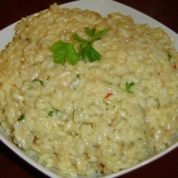 Risotto With Sun-Dried Tomatoes recipe