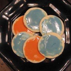 Sugar Cookies for Charishma recipe
