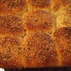 Everything Topping- Bagels, Rolls, Bread recipe