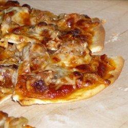 Super Thin Pizza Crust recipe