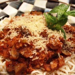 Ragu Raving over Penne recipe