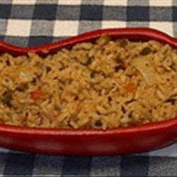 Bob's Mexican Rice recipe