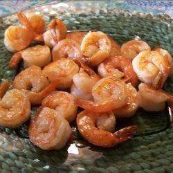 5 Minute Sherried Shrimp Tapas recipe