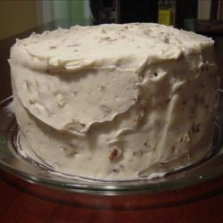 Banana Nut Cake With Cream Cheese Frosting (Paula Deen) recipe
