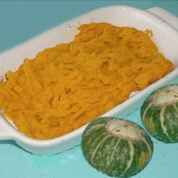 Squashed Squash ( Hubbard or Butternut ) recipe