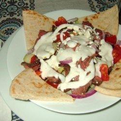 Gyro Salad recipe