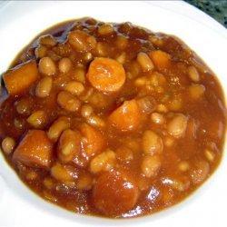 Crock Pot Beans 'n Wieners recipe