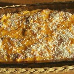 Light Ham and Cheese Casserole recipe