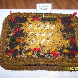 Dirt Cake III recipe