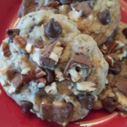Coffee House Cookies (Pampered Chef) recipe