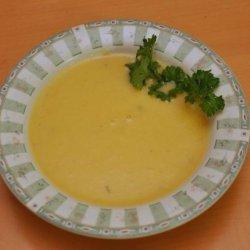 Pressure Cooker Potato and Cheese Soup recipe
