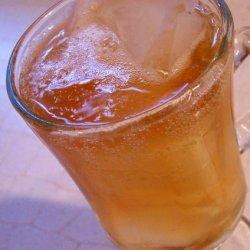 Green Tea Ginger Sparkler recipe