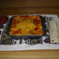 Easy Chile Rellenos Casserole recipe