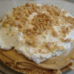 No Bake Peanut Butter Pie recipe